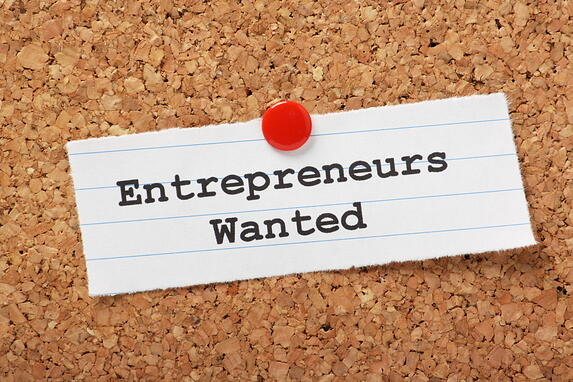 Entrepreneurs Wanted