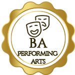 ba performing arts icon